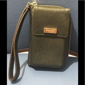 Kate Spade Newburyport Lane wristlet phone case